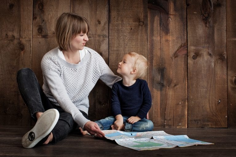 להציב גבולות לילדים